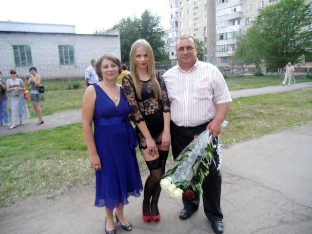 Она ищет его в днепропетровской области