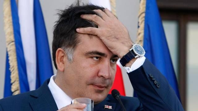 Саакашвили и секс скандал