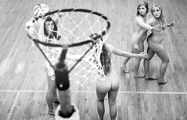 спортсменки фото в стиле ню