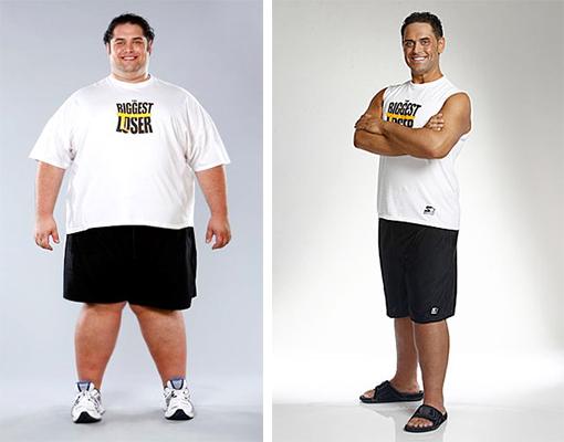фото как похудели люди до и после