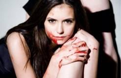 Елена в порно из сериала дневники вампира